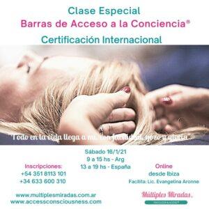 Clases de barras Access® España - Argentina. Online